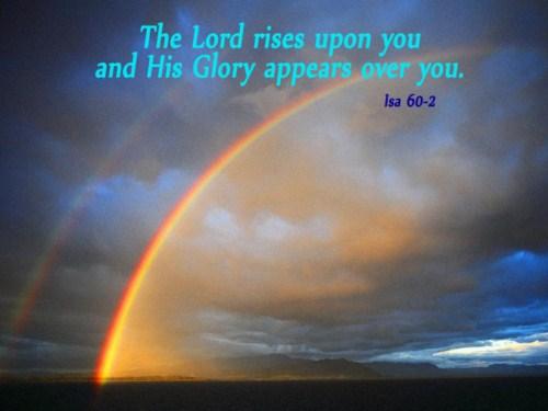 Isaiah 60:2